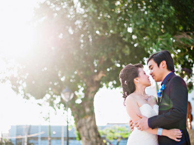 Love gives us a fairytale:  Ralph & Justel