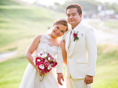 Charlton & Catherine Cebu wedding