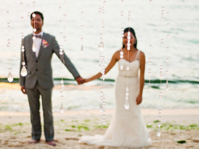 Boracay wedding:  Richard & Norris