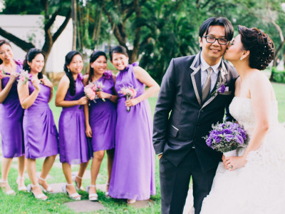 Cebu wedding:  Sam & Joan