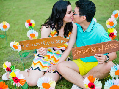 Cebu Engagement Session:  Francis & Cindy