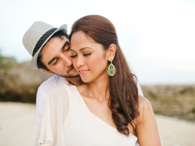 Everything To Me:  Cyrille & Jecyn's Engagement Session