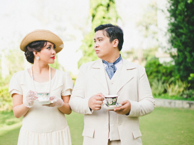 One Fine Day:  Jed & Lucille
