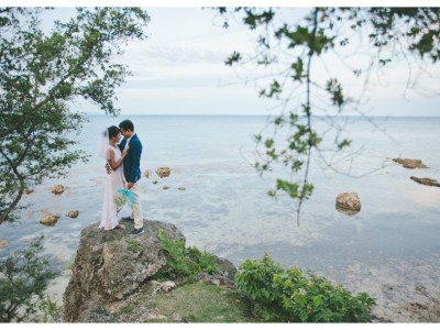 Granada Beach Cebu Wedding:  Karlo & Kyla