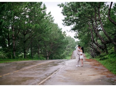 Bacolod to San Carlos City Engagement Session:  Jun & Suelyn