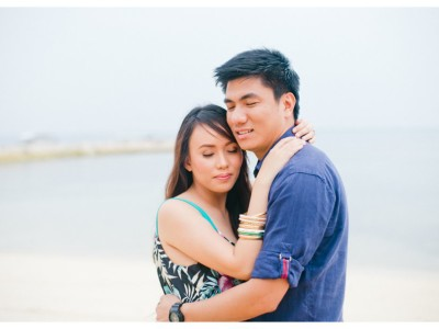 Charles & Liezl Costabella Engagement Session