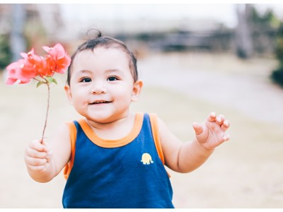 A flower for you mama