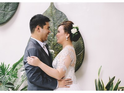 Chatteau de Busay Wedding: Japs and Raqz