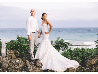 Panglao Church & Amorita Bohol Wedding:  John & Aleah