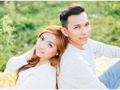James & Glyza's Engagement Session