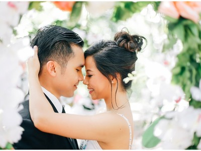 Spring, Fall, Summer: Philip & Mikee