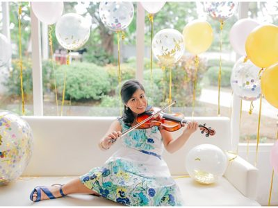 Roselyn's Pre-debut session
